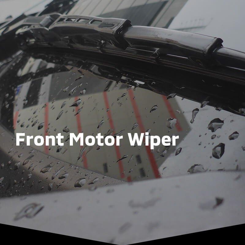 Front Motor Wiper