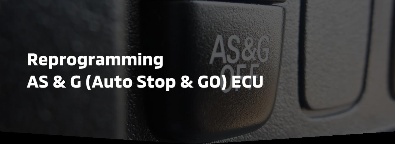 Reprogramming AS & G