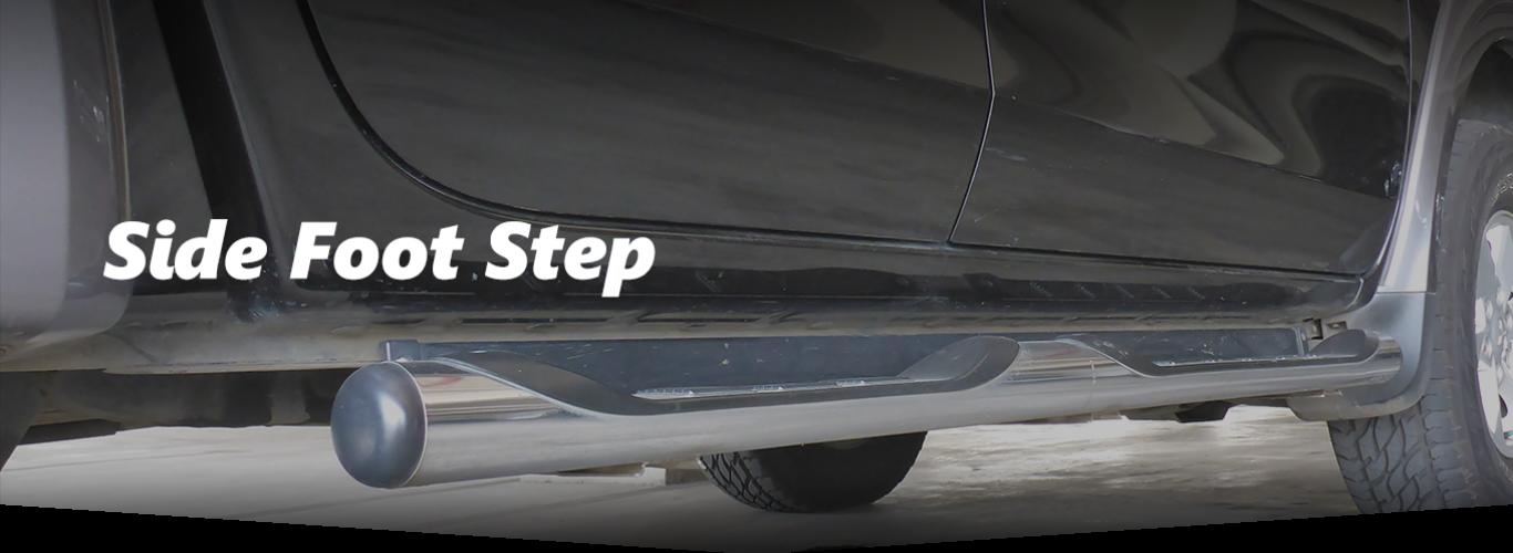 Side Foot Step